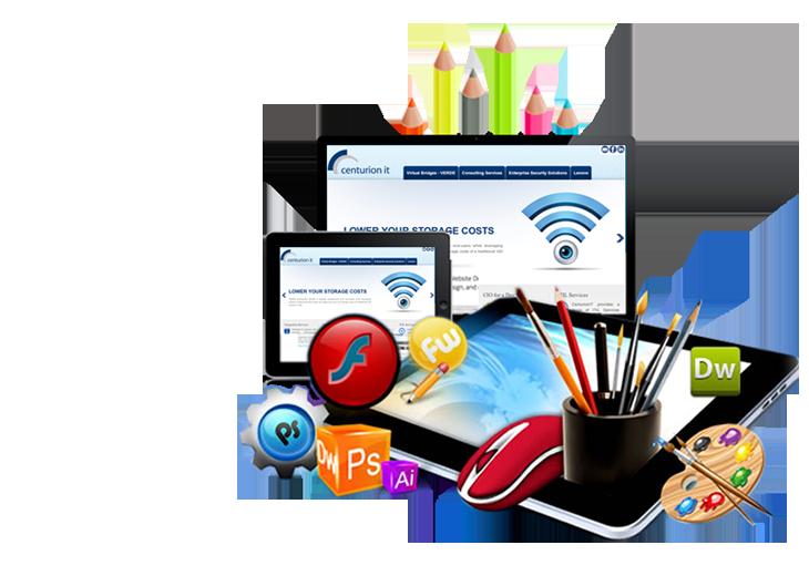 Giao diện thiết kế chuẩn HTML5